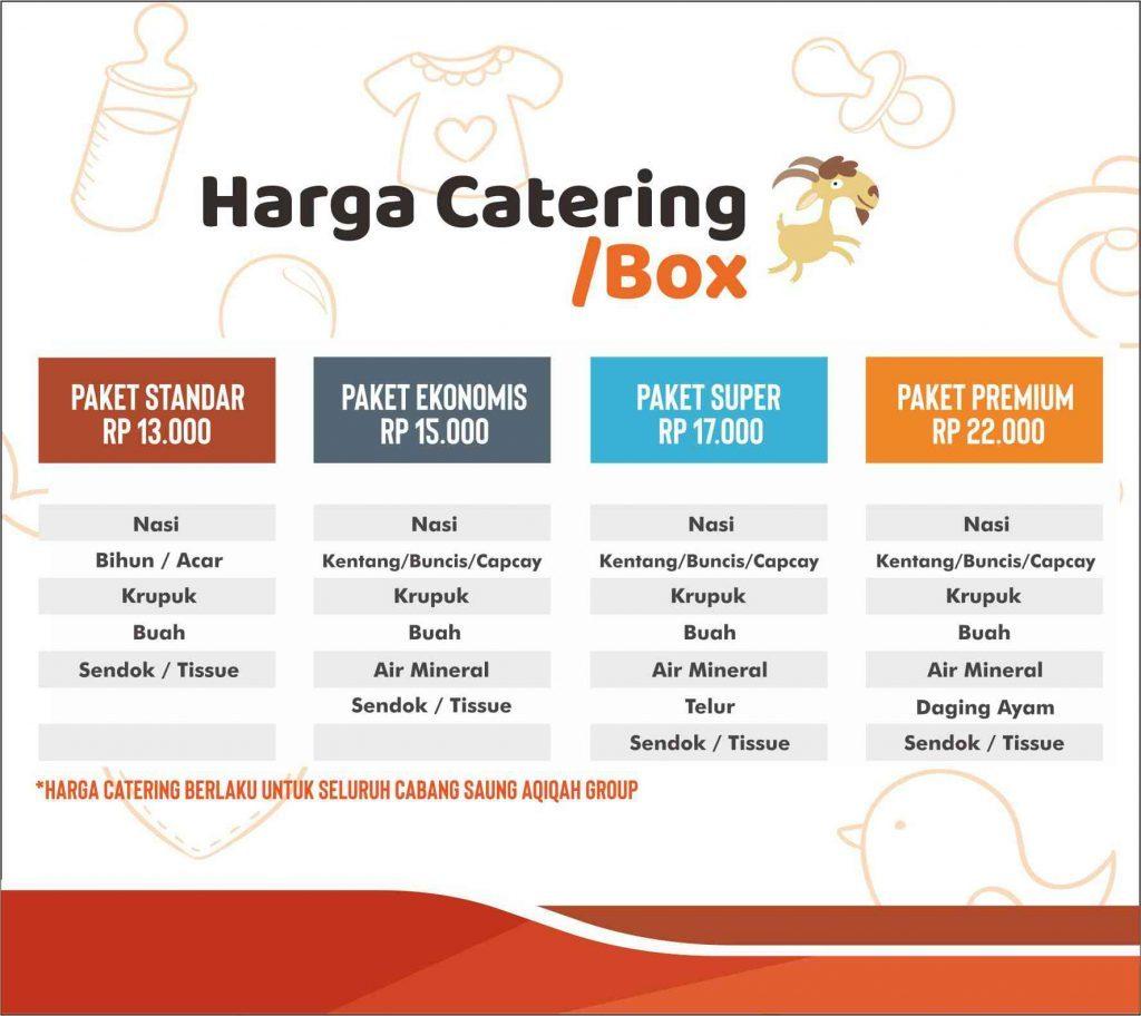 Paket Catering Aqiqah Sukabumi